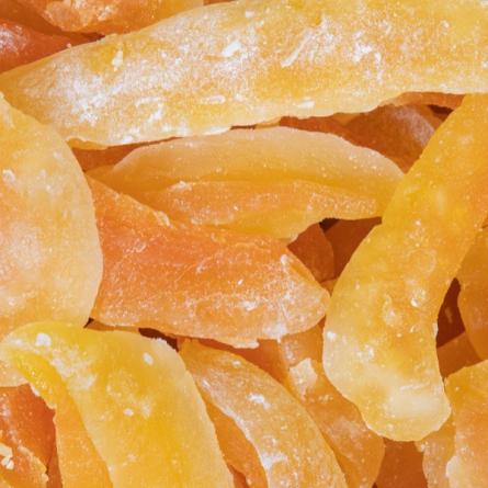 Cantaloupe Meloen Slices