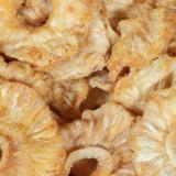 Gedroogde ananas ringen